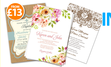 Invite Printing Invitations From 7 Cheap Leaflet Printing Next Day