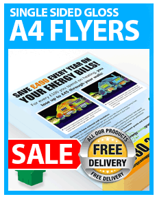 A4 Flyers from £13