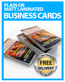 Business Cards from £6