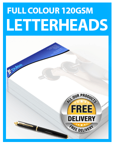 Letterheads from £11