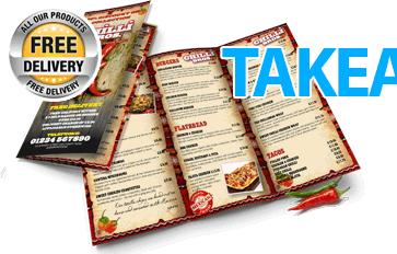 restaurant and takeaway menu printing cheap menu printing uk full