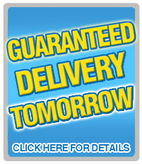 GUARANTEED DELIVERY TOMORROW